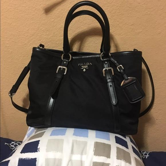 a23a148ba6209c prada Bags | New Nylon Tote | Poshmark